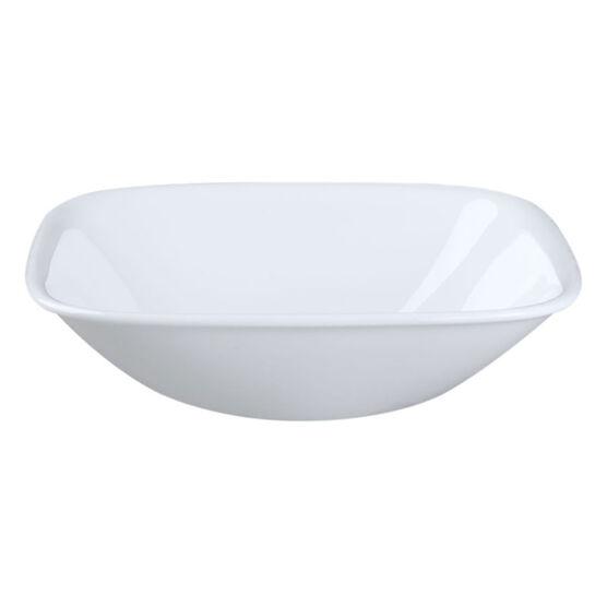 Corelle Square Pure White Dessert Bowl - 10oz