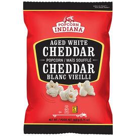 Indiana Popcorn - White Cheddar - 163g