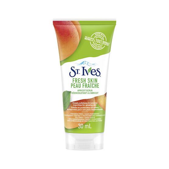 St. Ives Fresh Skin Exfoliating Apricot Face Scrub - 30ml