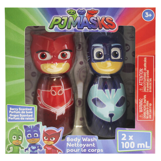 PJMasks Bubble Bath - Berry/Grape - 2 x 100ml