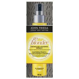 John Frieda Go Blonder Controlled Lightening Spray - 105ml