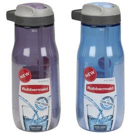 Rubbermaid Sip Hydration Bottle - Assorted - 946ml