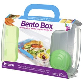 Sistema Bento to Go Lunch Pack