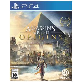 PRE ORDER: PS4 Assassin's Creed Origins