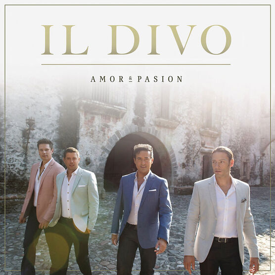 Il Divo - Amor and Pasion - CD