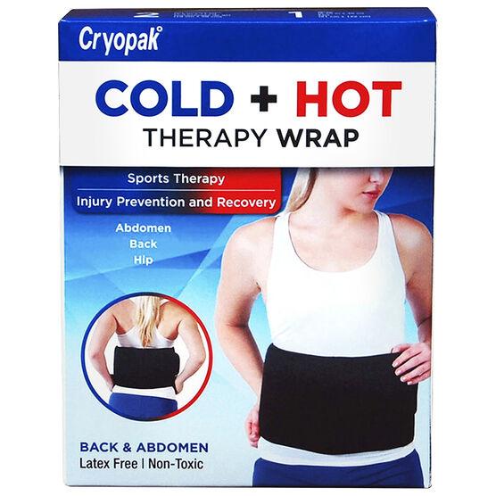 Cryopak Hot & Cold Therapy Wrap Back & Abdomen - 87084