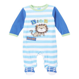 Baby Mode Lion Roar Coverall - 7610 - Assorted
