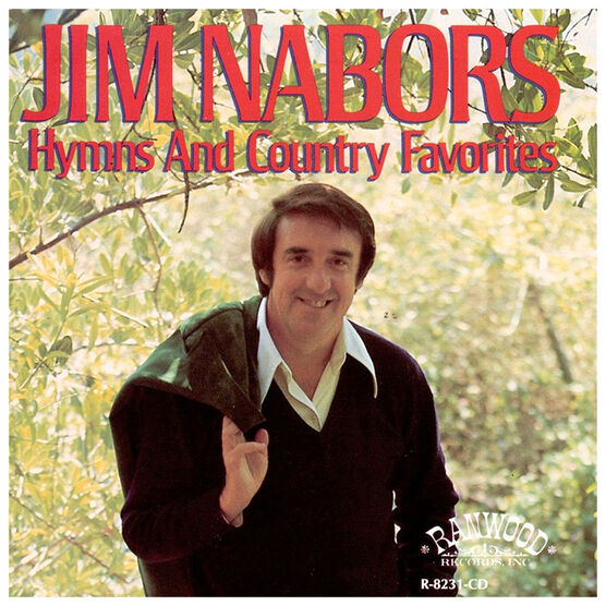 Jim Nabors - Hymns And Country Favorites - CD