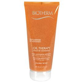 Biotherm Oil Therapy Nourishing Exfoliating Oil - 200ml