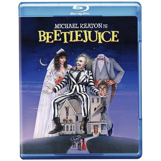 Beetlejuice (Deluxe Edition) - Blu-ray