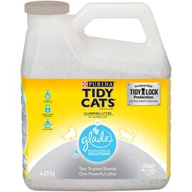 Tidy Cats Clumping Litter with Glade - 6.35kg