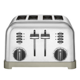 Cuisinart Classic 4 Slice Toaster - Stainless - CPT-180C