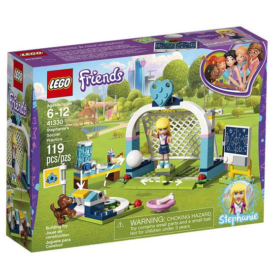 LEGO Friends - Stephanie's Soccer Practice