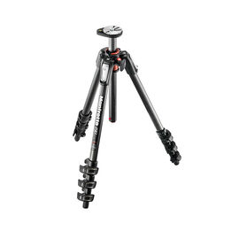 Manfrotto 190 Carbon Fibre 4 Section Tripod - MT190CXP4