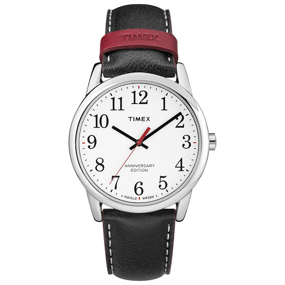 Timex Easy Reader 40th Anniversary Full Size Watch - Black - TW2R40000NG