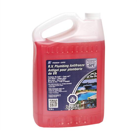 Premium R.V. Plumbing Antifreeze - 3.78L