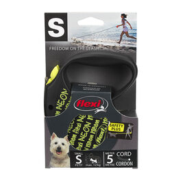 Flexi Retractable Dog Leash - Small - Assorted