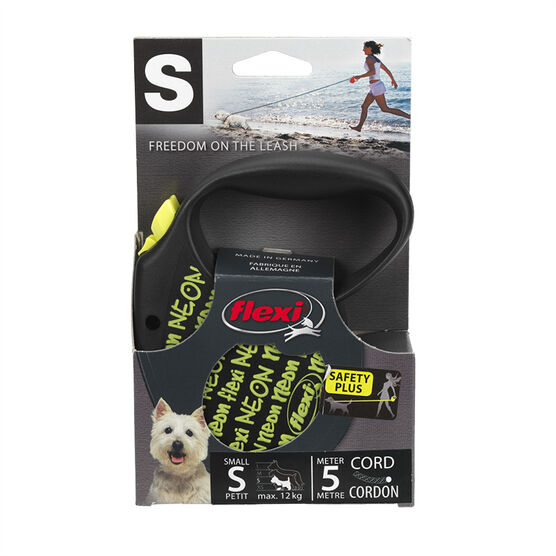 Flexi Retractable Dog Leash - Small - Assorted