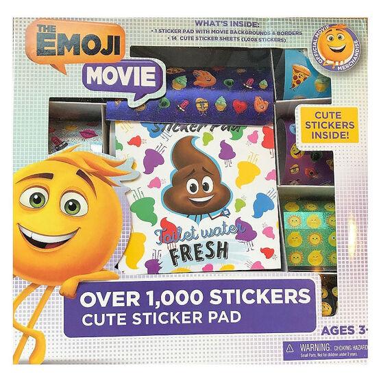Emoji Movie Sticker Box