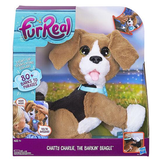 FurReal Chatty Charlie - Beagle