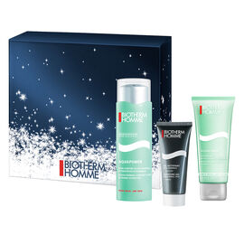 Biotherm Homme Aquapower Holiday Set - 3 piece