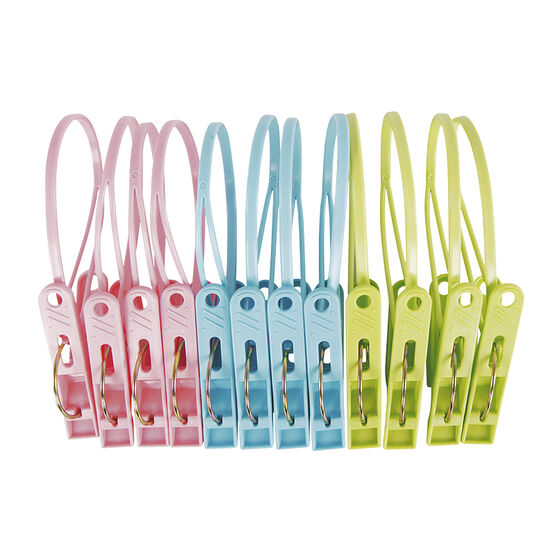 Austin House Hanging Clothes Pins - 12 pack