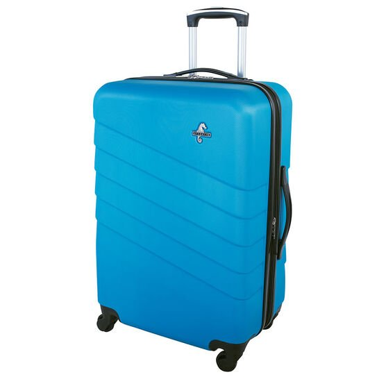 """Atlantic Expandaire Collection 24"""" Hardside Luggage - Turquoise"""