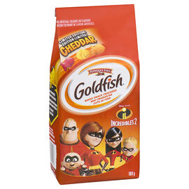 Pepperidge Farms Goldfish Crackers - The Incredibles - 180g