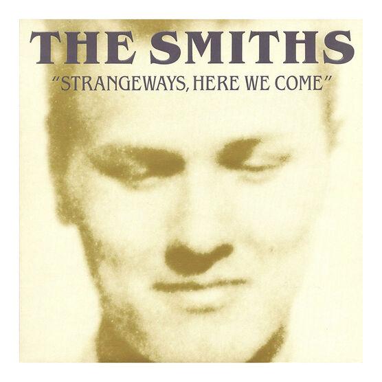 The Smiths - Strangeways, Here We Come - Vinyl