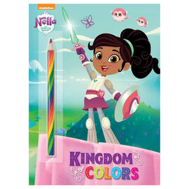 Kingdom of Colors Nella the Princess Knight