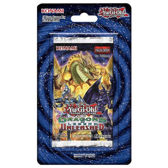 Yu-Gi-Oh - Dragons of Legend Unleashed