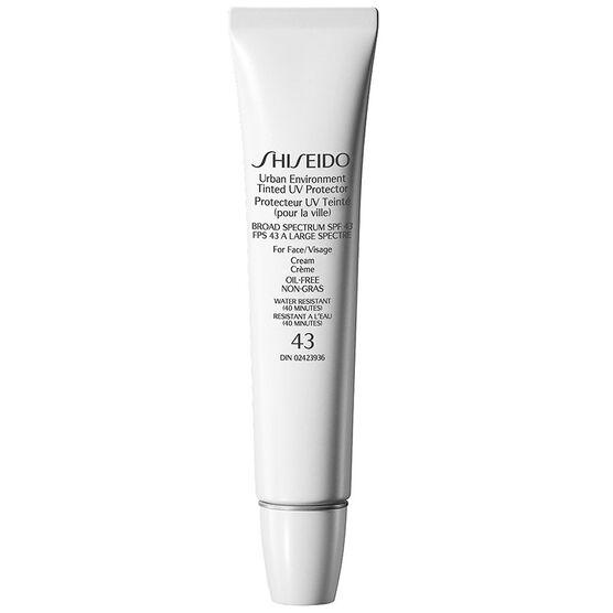 Shiseido Urban Environment Tinted UV Protector SPF 43 Cream - 1