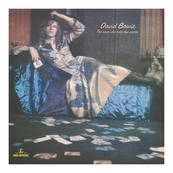 David Bowie - The Man Who Sold The World - 180g Vinyl