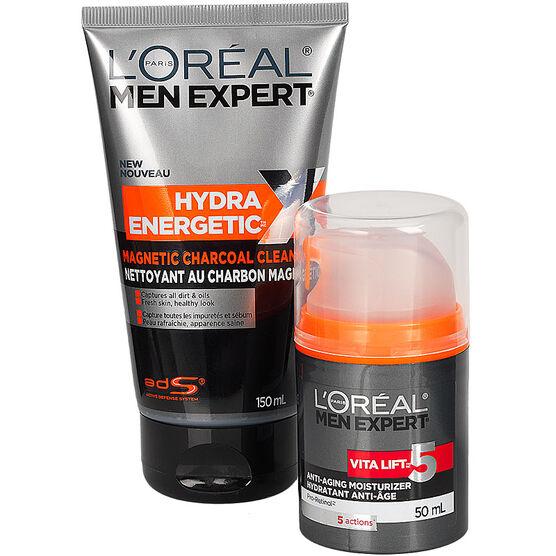 L'Oreal Men Expert Anti-Aging Kit
