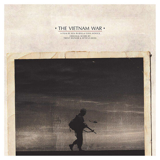 Soundtrack - The Vietnam War: Original Score by Trent Reznor and Atticus Ross - 2 CD