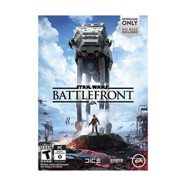 PC Star Wars Battlefront - English Only