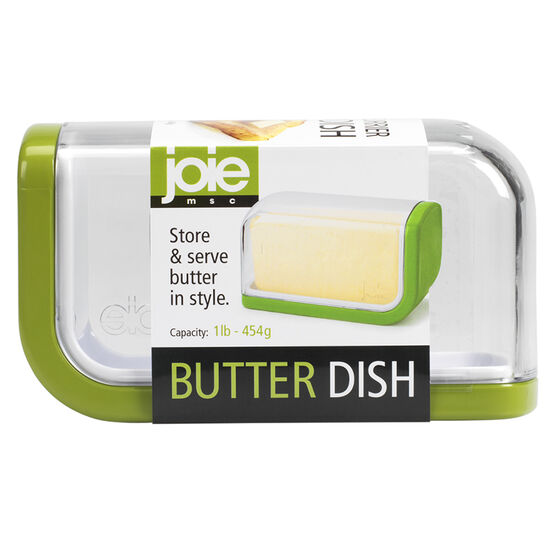 Joie MSC Butter Dish - Assorted Colours