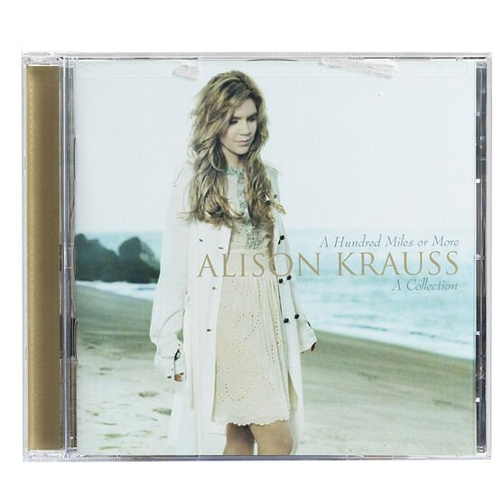 Alison Krauss - Hundred Miles or More: A Collection - CD
