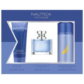 Nautica Voyage Fragrance Set - 3 piece