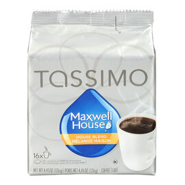 Tassimo Maxwell House House Blend - 16 servings