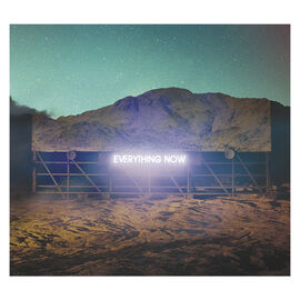 Arcade Fire - Everything Now: Night Edition - CD