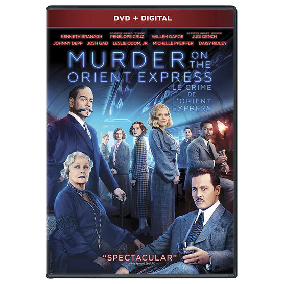 Murder On The Orient Express - DVD