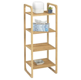 London Drugs Bamboo Shelf - 4 Tier