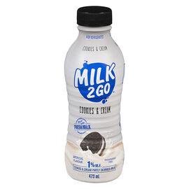 Dairyland Milk 2 Go - Cookies & Cream - 473ml