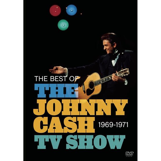 Johnny Cash: The Best of The Johnny Cash TV Show (1969-1971) - DVD