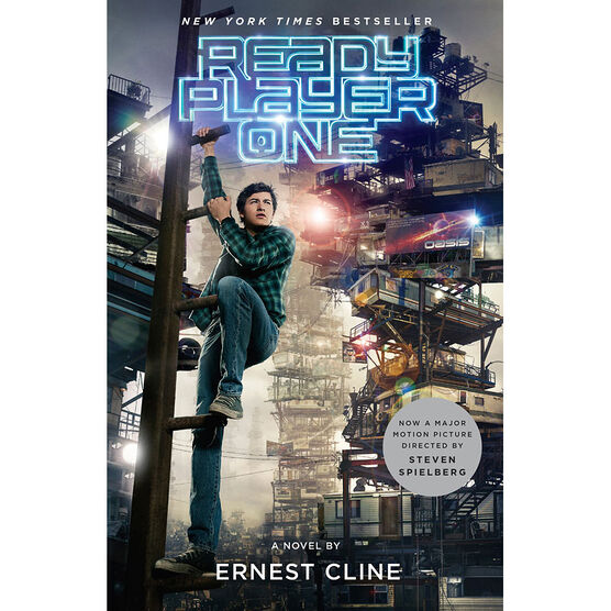 Ready Player One (MTI) by Ernest Cline