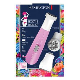 Remington Women's Body and Bikini Grooming Kit - WPG4020DCDN
