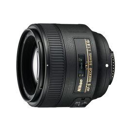 Nikon AF-S FX 85mm f1.8G Lens - 2201