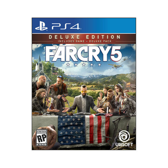 Pre Order: PS4 Far Cry 5 Deluxe
