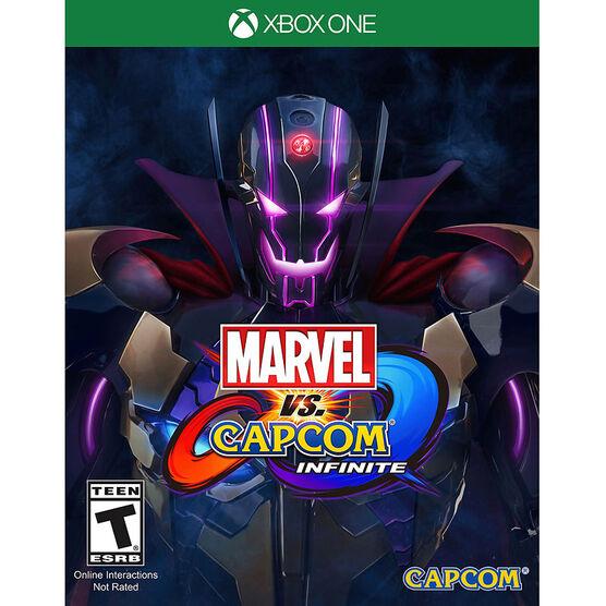 Xbox One Marvel vs. Capcom: Infinite - Deluxe Edition